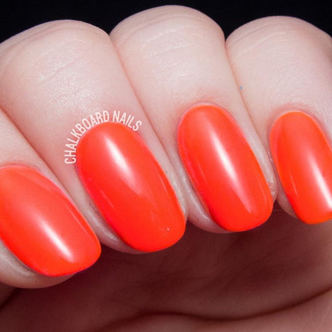 China Glaze - Electric Nights - Red-y to Rave
