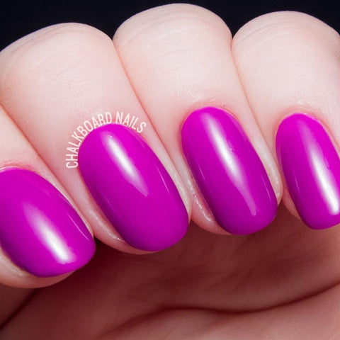 China Glaze - Electric Nights - Violet Vibes