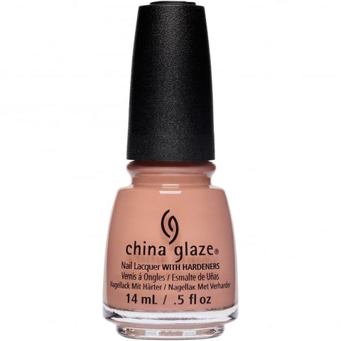 China Glaze - Shades of Nude - A Whole Latte Fun!