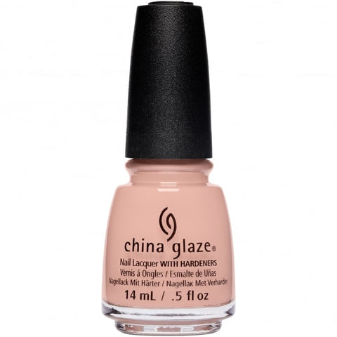 China Glaze - Shades of Nude - It's A Match