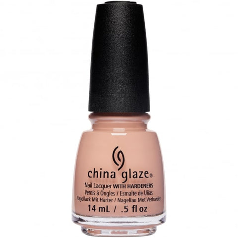 China Glaze - Shades of Nude - Minimalist Momma