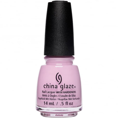 China Glaze - Pastels - Are You Orchid-ing Me?