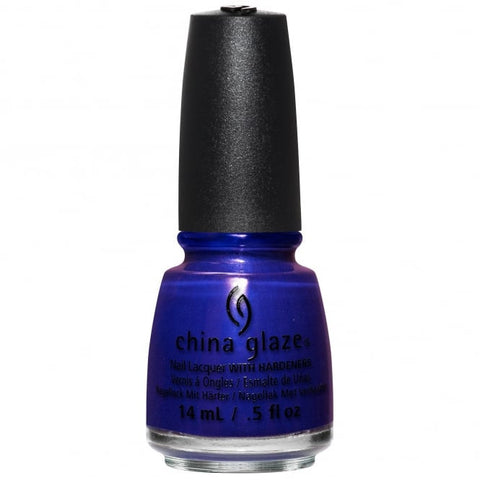 China Glaze - Rebel - Combat Blue-ts