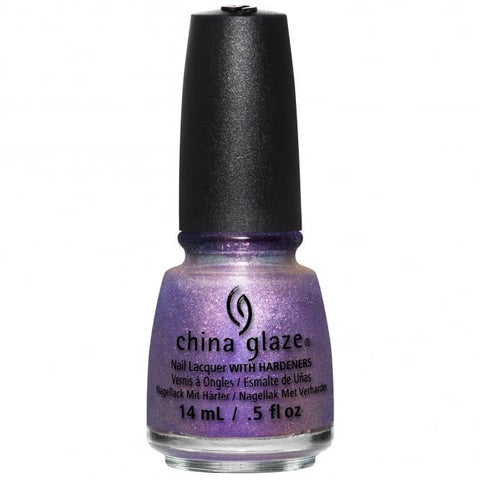 China Glaze - Rebel - Don't Mesh With Me