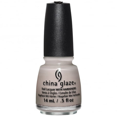 China Glaze - Rebel - Dope Taupe