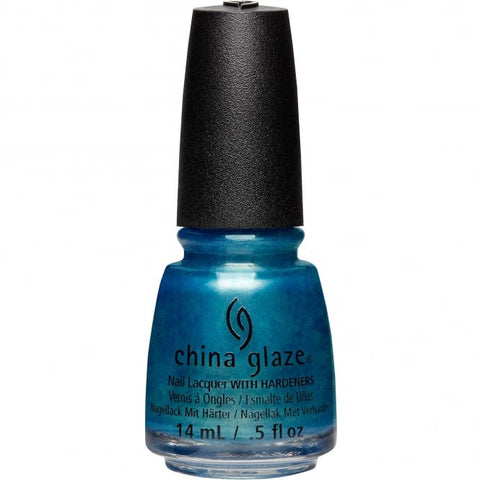 China Glaze - Seas and Greetings - Joy To The Waves