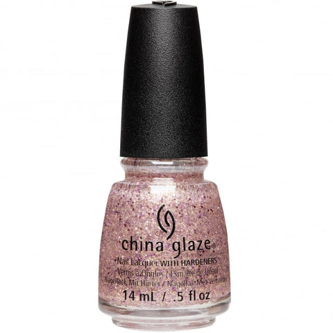 China Glaze - Seas and Greetings - Let's Shell-ebrate