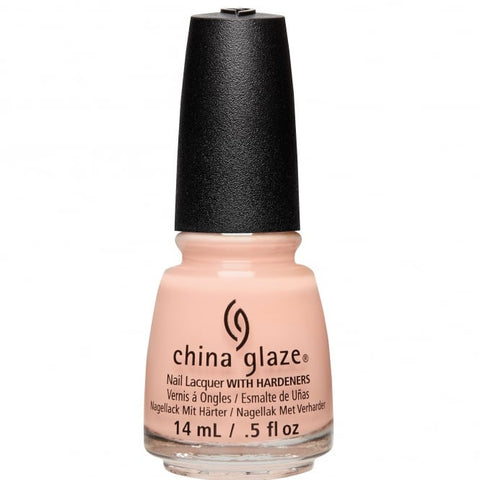 China Glaze - Seas and Greetings - Sand In My Mistletoes