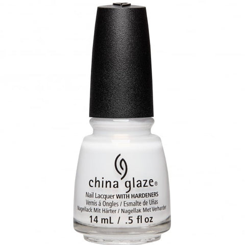 China Glaze - Seas and Greetings - Snow Way!