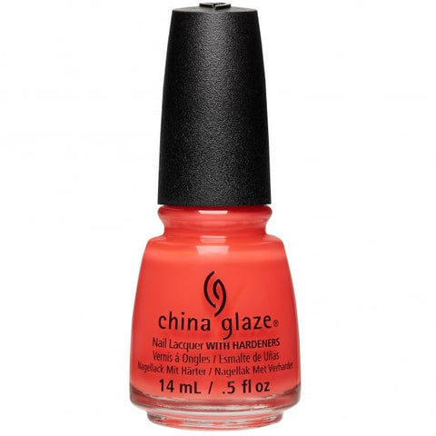 China Glaze - Seas and Greetings - Tis The Sea-Sun