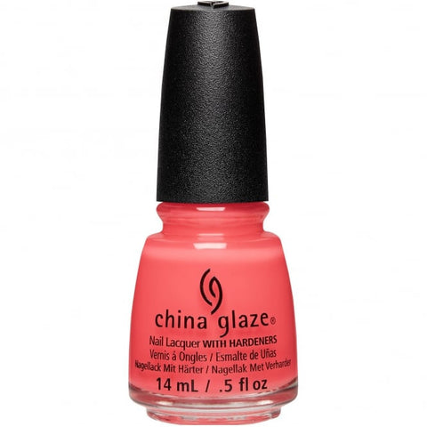China Glaze - Seas and Greetings - Warm Wishes