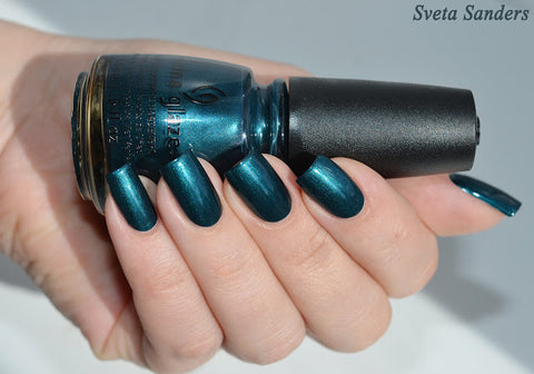 China Glaze - Autumn Nights - Tongue & Chic