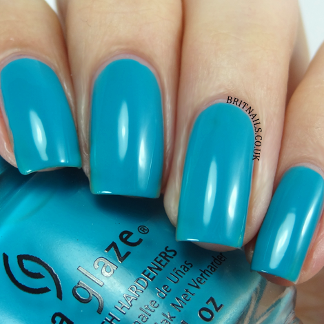 China Glaze - Off Shore - Wait n' Sea
