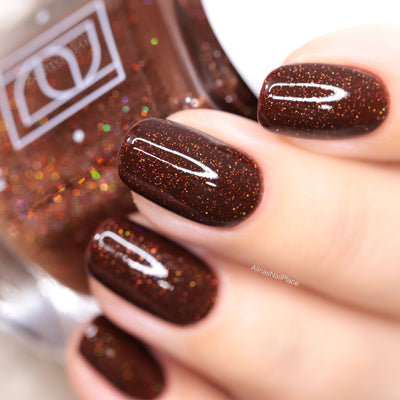 *PRE-SALE* Painted Polish - Pardon My French Roast