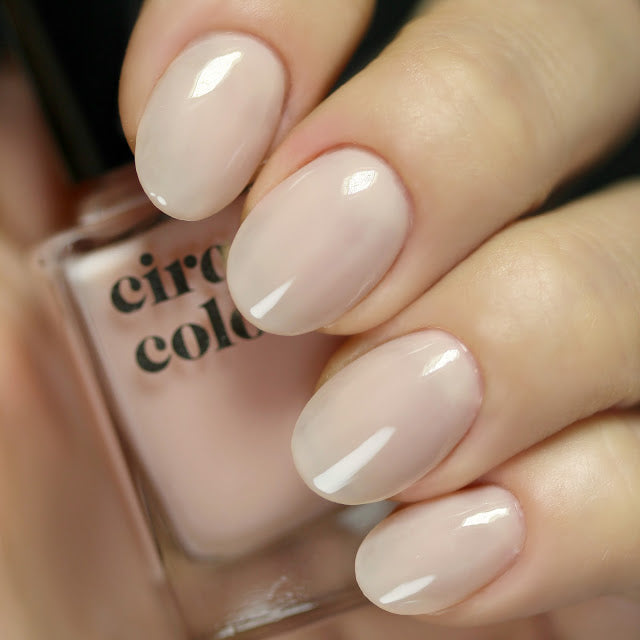 Cirque Colors - Chiffon