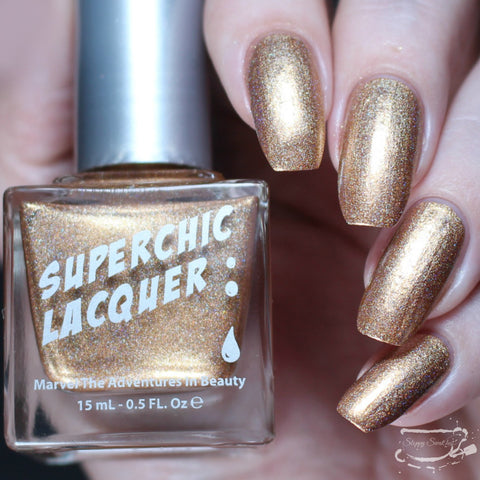 SuperChic Lacquer - Cold Rush