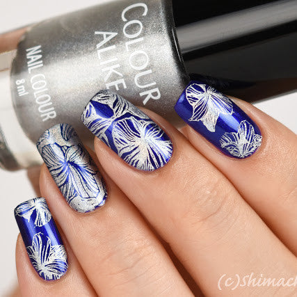 Colour Alike - Stamping Polish - Princess