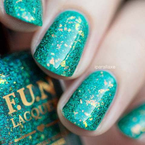 F.U.N Lacquer - Coral Reef