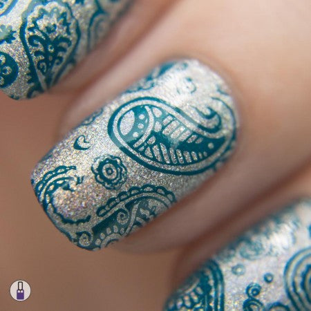 Colour Alike - Stamping Polish - Cozy Blanket
