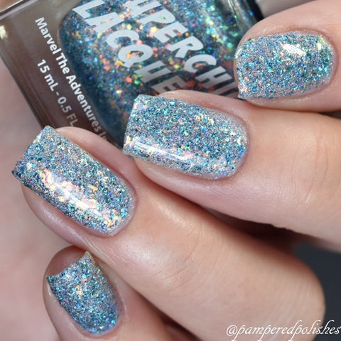 SuperChic Lacquer - Crazy On You