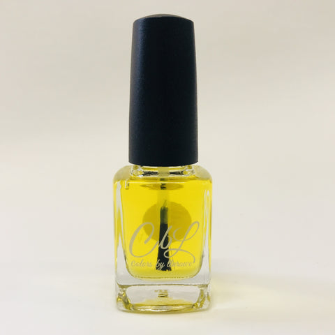 Colors by Llarowe - Cuticle Oil (natural scent)