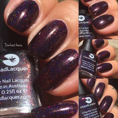 Lilypad Lacquer - Darkest Hours
