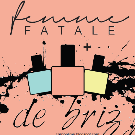 Femme Fatale Cosmetics - From Dusk Till Dawn Trio (LE)