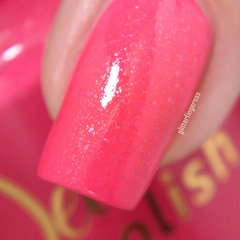 Delush Polish - Beach, Please!