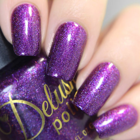 Delush Polish - Berry Misbehaved