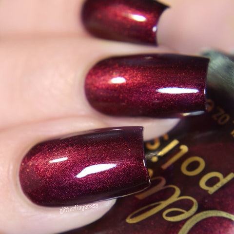 Delush Polish - Poisoned Vine