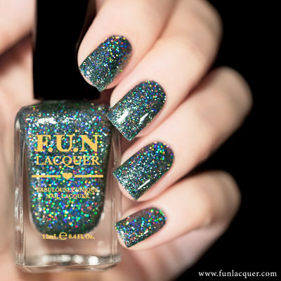 F.U.N Lacquer - Do You Steel Love Me?
