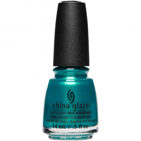 China Glaze - Spring Fling - Don't Teal My Vibe