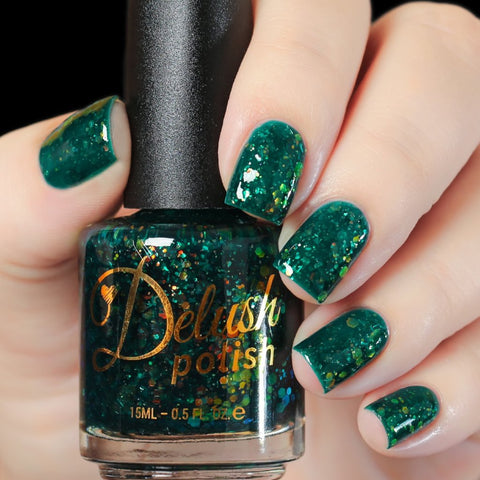 Delush Polish - Dragon Dust