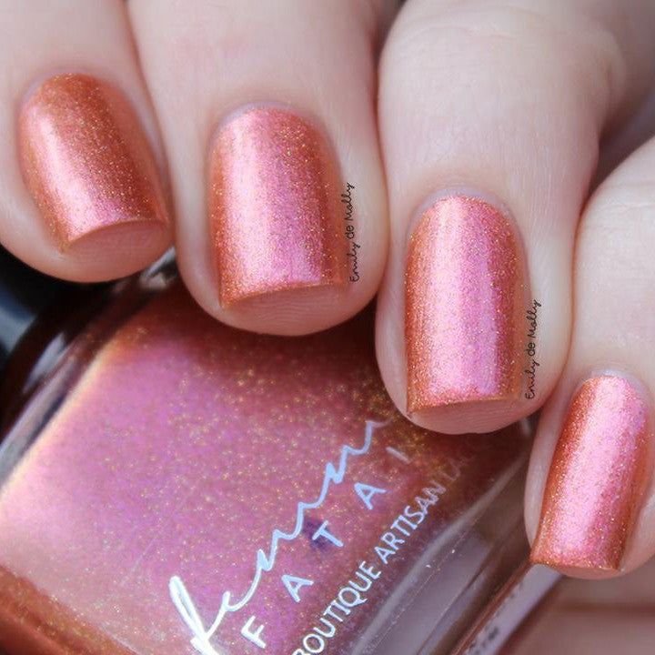 Femme Fatale Cosmetics - Entwined in Dust (CotM November 2016 - LE)