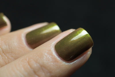 Enchanted Polish - Magic Mushroom