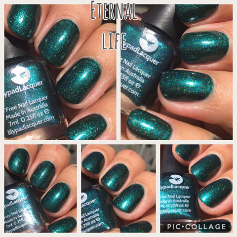 Lilypad Lacquer - Eternal Life