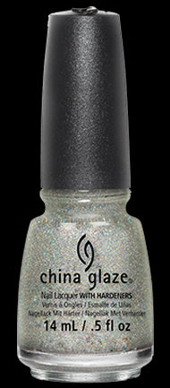 China Glaze - Core - Fairy Dust (holographic top coat)