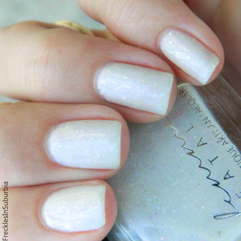 Femme Fatale Cosmetics - Opalescent (LE) - The White Flame