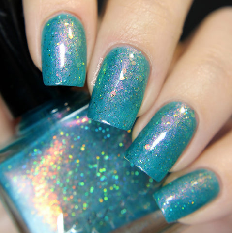 Femme Fatale Cosmetics - The Little Mermaid - Dominion of the Sea Witch