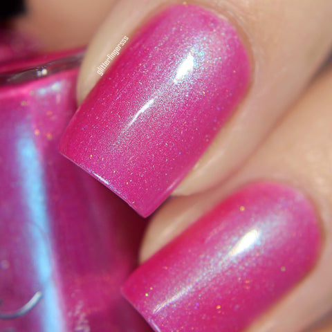 Femme Fatale Cosmetics - Neon Demon - Kissing Reflections