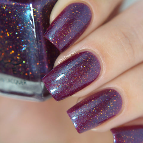 Femme Fatale Cosmetics - There & Back Again - The Last Great Fire-Drake