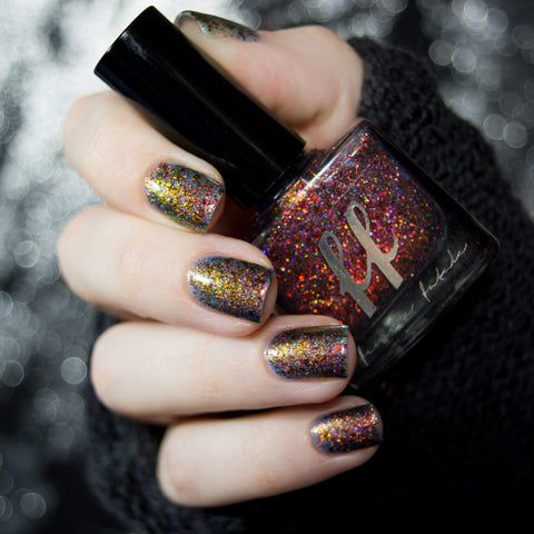 Femme Fatale Cosmetics - The Fire Lily - Fire Lily