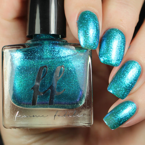 Femme Fatale Cosmetics - Enchanted Fables (Villains) - Hades