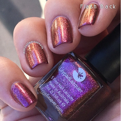 Lilypad Lacquer - Flashback