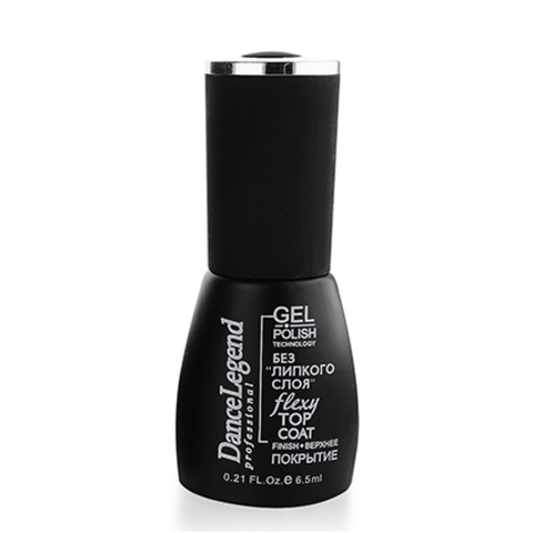 Dance Legend Gel Polish - Flexy Top Coat (mini)