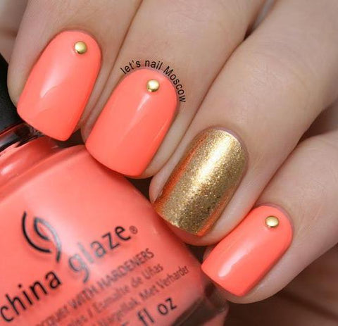 China Glaze - Poolside - Flip Flop Fantasy