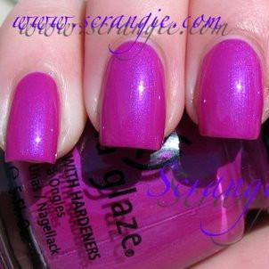 China Glaze - Kicks - Fly