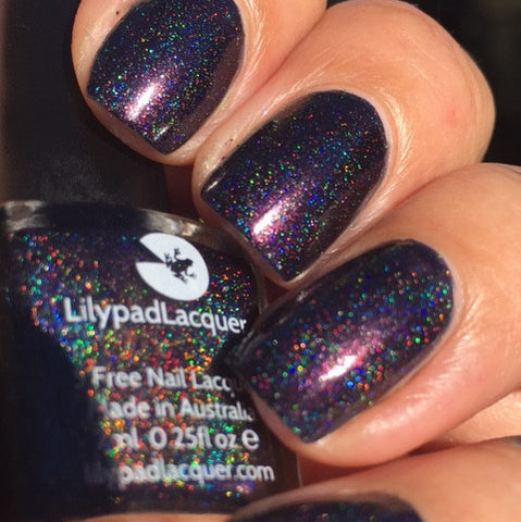 Lilypad Lacquer - Forbidden Fruit