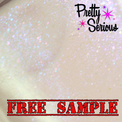 Pretty Serious - Free Sample