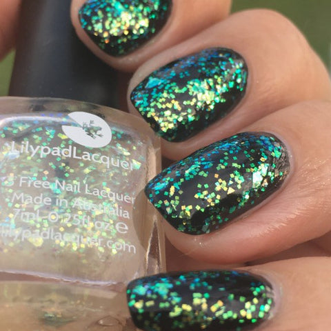 Lilypad Lacquer - Fresh Flowers (7ml)
